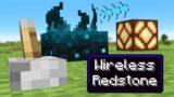 15 Ways to use WIRELESS Redstone Sculk Sensors (Minecraft 1.17 Snapshot)