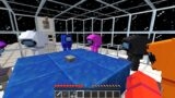 MINECRAFT BUT IT'S AMONG US   FUNNY COMPILATION BY SCOOBY CRAFT TO BE CONTINUED PART 2