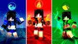 3 NEW SADAKO SISTERS  – Monster School Minecraft Animation