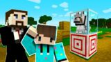 AKU Diajarin PAKPRES Jurus Rahasia Minecraft Hack Tersembunyi ! Minecraft Sans S4 #6