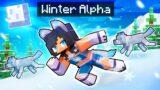 Aphmau is the WINTER ALPHA Werewolf In Minecraft!