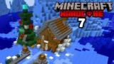 Christmas Holiday! (Minecraft Hardcore #7)