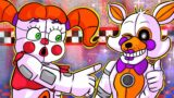 Circus Baby Remembers Lolbit!   Minecraft FNAF Roleplay