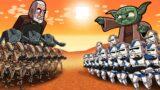 Clones vs Droids – Star Wars MAP WARS! (Minecraft)