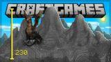 Construindo a MAIOR MONTANHA do Minecraft – Craft Games 253