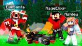 EVIL SANTA RUINS CHRISTMAS IN MINECRAFT!!
