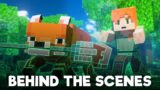 Fox Thief: BEHIND THE SCENES – Alex and Steve Life (Minecraft Animation)
