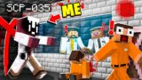 """I Became SCP-035 """"The Mask"""" in MINECRAFT! – Minecraft Trolling Video"""