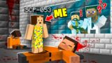 I Became SCP-053 in MINECRAFT! – Minecraft Trolling Video