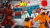 I Became SCP-1000 in MINECRAFT! – Minecraft Trolling Video