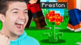 I Cheated with a TINY MOD in Minecraft Hide and Seek!