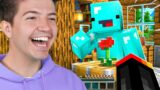 I Made This Minecraft YouTuber Go on a Date with Me..