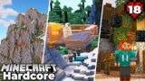Iron Farm, Terraforming, Wither Skull farming in Minecraft 1.16 hardcore survival