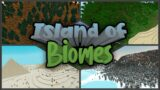 Island of Biomes | Official Minecraft Map Trailer