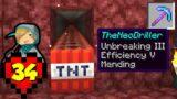 Let's Play Hardcore Minecraft Episode 34   Netherite Movie