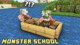 MONSTER SCHOOL : ZOMBIE PIGMAN LIFE 5 TRAITOR SAD STORY | MINECRAFT ANIMATION