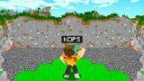 Mine 1 Block = 1,000 Blocks Break (Minecraft)