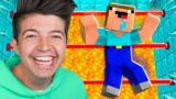 Minecraft 21 Best Ways to Prank Noob1234! *funny*
