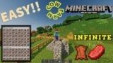 Minecraft Easiest Cow Farm 1.16 Infinite Leather and Beef (MCPE/Xbox/PS4/Nintendo Switch/Windows10)