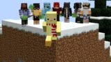Minecraft but if I Die my Friends LOSE (Minecraft Mansave)