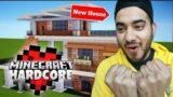 My New Base in Hardcore Minecraft