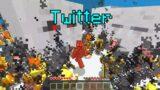 Social Media Portrayed by Minecraft