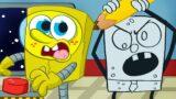 Spongebob Among Us in Minecraft