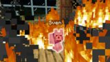 The Most UNLUCKY And SAD Minecraft Moments EVER #11