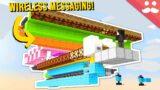 WIRELESS Messaging in Minecraft 1.17