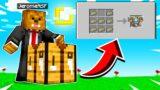 We CREATED Super NETHERITE Armor in Minecraft (BEST INGOT)