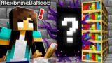noob Girl RAIDS Dark Alex's HIDDEN Minecraft Base!
