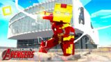 ASSEMBLING THE AVENGERS in Minecraft..