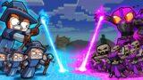 Elemental Wizard INFECTION Map Wars! (Minecraft)