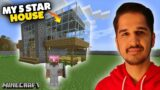 FINALLY I MADE A LUXURIOUS HOUSE IN MINECRAFT || Desi Gamers #Part2