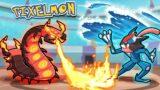 God *TIER* Starter Pokemon! (Minecraft Pixelmon)