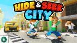 Hide & Seek City – Minecraft Marketplace Map