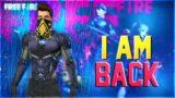 I AM BACK || Free Fire + Minecraft Live || Desi Army