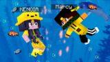 IL MAGAZZINO SEGRETO SOTT'ACQUA – Minecraft BIG Vanilla