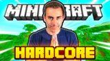 *LIVE* Hardcore Minecraft w/ Smith
