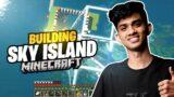 MINECRAFT    BUILDING SKY ISLAND    CHILL STREAM   
