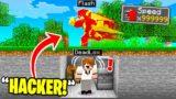 Minecraft Manhunt But I'm THE FLASH!