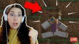 Minecraft Speed Run VS Noob LIVE!