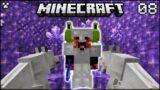 Minecraft Survival   Base Progress & Shiny Stuff!   Python's World 2 (Minecraft Survival Let's Play)