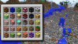 Minecraft: TESTANDO AS 31 NOVAS TNTS DO MINECRAFT! (crashou o jogo)