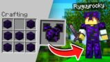 Minecraft UHC, but we all have CUSTOM ARMOR !?
