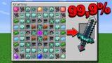 Minecraft Ultimato #24: FALTA MUITO POUCO PARA O FULLSET AVARITIA!