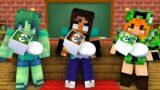 Monster School : BREWING BABY CHALLENGE – Minecraft Animation