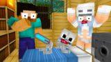 Monster School : POOR BABY SKELETON – Minecraft Animation