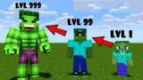 Monster School : ZOMBIE LIFE – Minecraft Animation