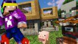PILLAGERII MI-AU ATACAT CASA SUPER REALISTA! Minecraft Real Life